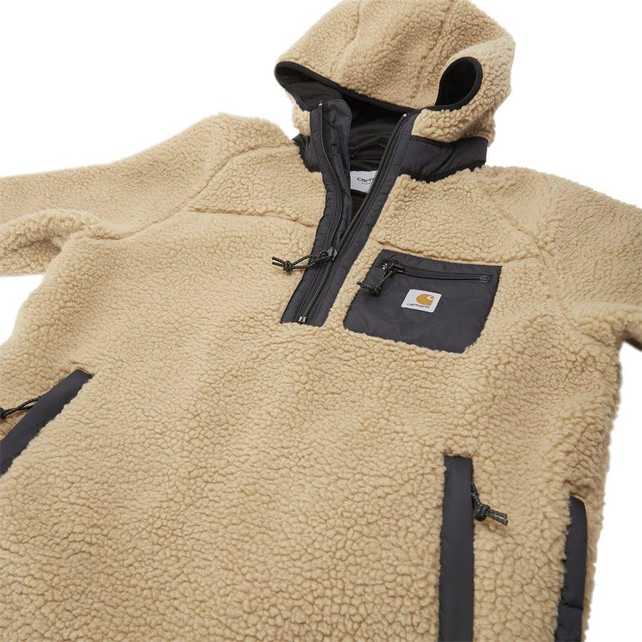 PRENTIS PULLOVER I027123 - Prentis Pullover Jacket - Jakker - Regular - DUSTY H BROWN - 3